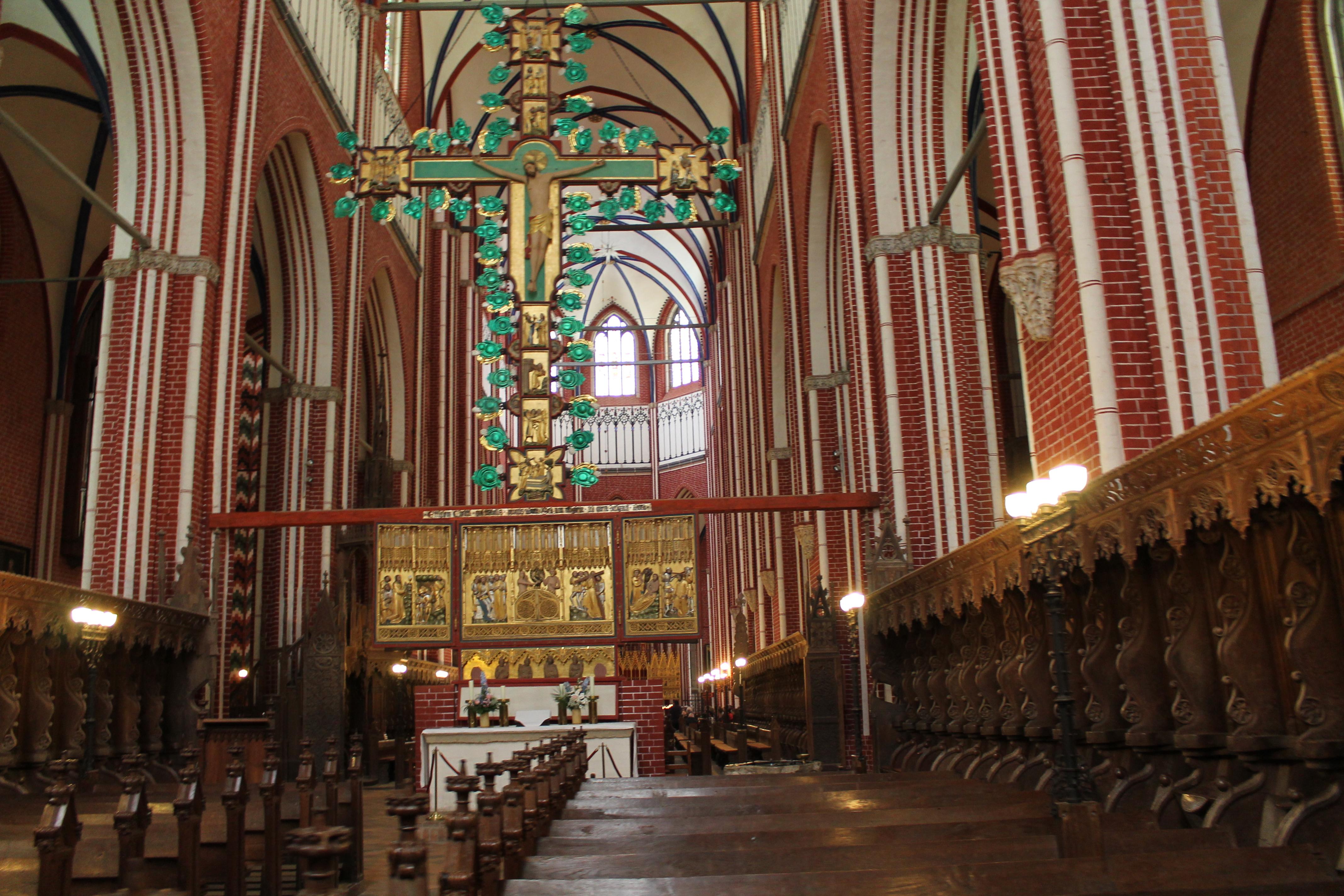 Führung durch das Bad Doberaner Münster