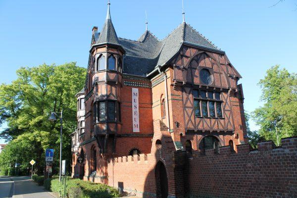 """Stadt- und Bädermuseum """"Möckelhaus"""""""