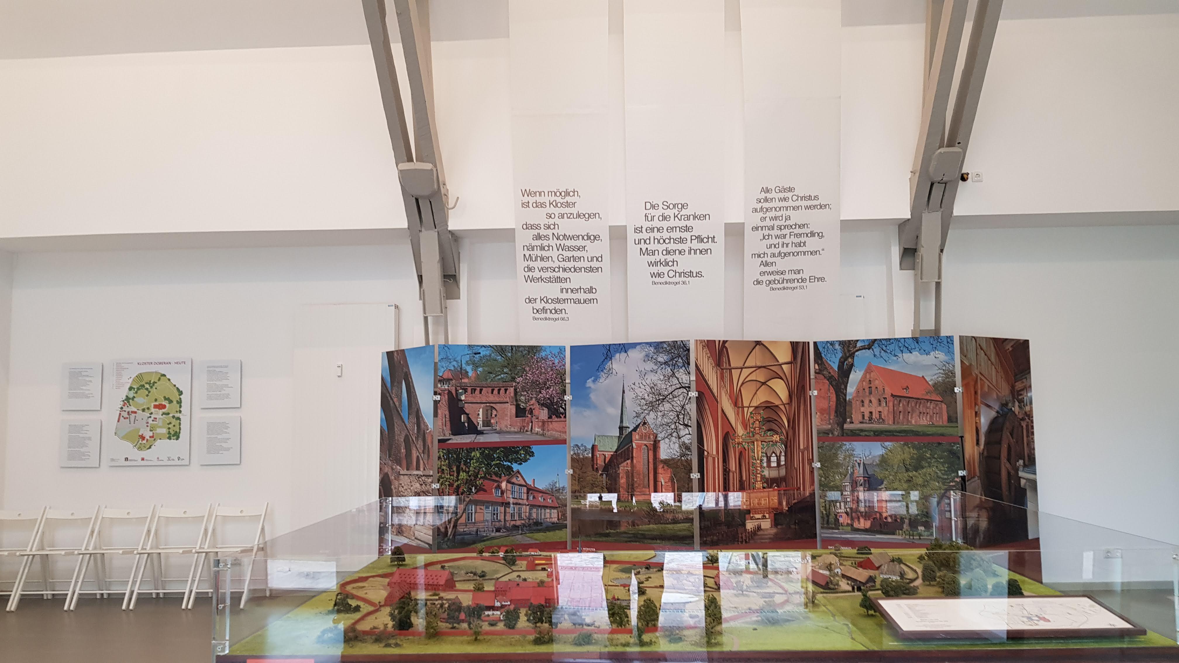 Besucherzentrum des Klosters Doberan